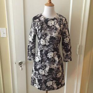 Classic Flowered Zara Dress
